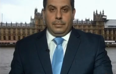 Solicitor Mohammad Bassam Tablieh talking to AlGhad TV about the new Immigration Rules after the Brexit 2021.
